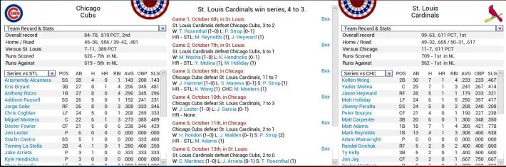 CARDSCUBS