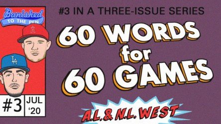 60 Words for 60 Games - West
