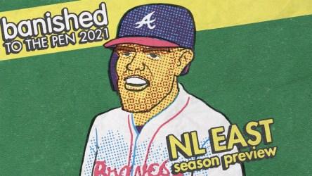 Season Previews 2021 - NL East (Freddie Freeman)