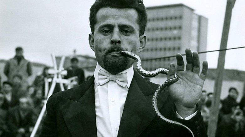 """Човек не е питца"" (1965), реж.: Душам Макавеев."