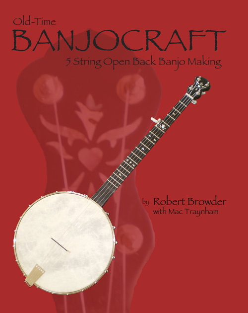 Purchase the BanjoCraft book
