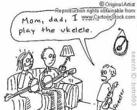 Banjo Humor Through Cartoons