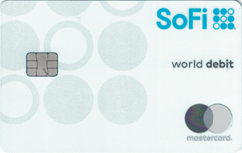Дебетовая карта SoFi Money