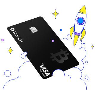 Кредитна карта BlockFi Visa