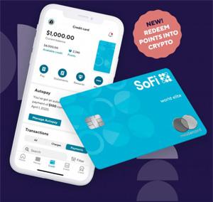 Кредитна карта SoFi Mastercard