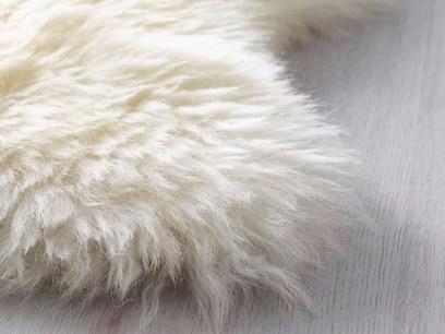 Rens tepih od ovcije kože