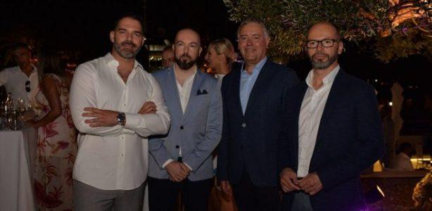Ambasador Slovenije sa predstavnicima Slovenačkog Francuskog i Italijanskog poslovnog udruženja