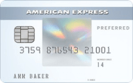 American Express EveryDay Preferred Card
