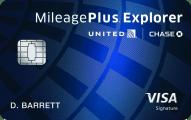 United MileagePlus Card