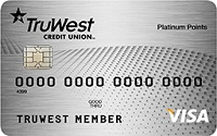 Truwest Platinum Points Credit Card Review