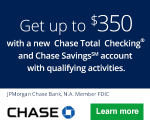 Chase Total Checking and Savings