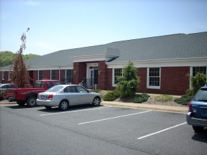 Harrisonburg VA insurance agency office