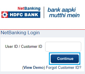 How To Change Address In Hdfc Bank Account Online