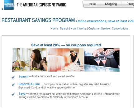amex-restaurant-savings-programs