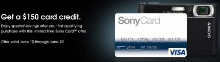 sony-credit-card-150-bonus