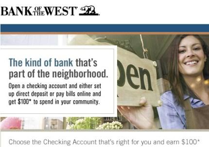 bank-of-west-100-bonus-checking-account