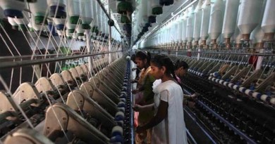 Government to train 10 lakh textile workers