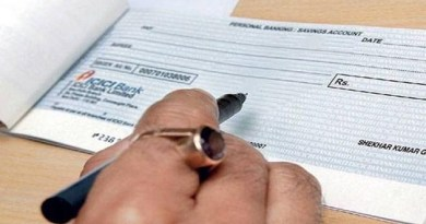 Director absolved in cheque case