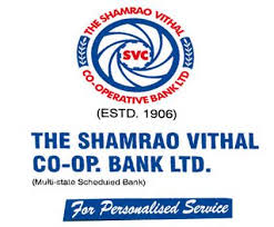 THE SHAMRAO VITHAL COOPERATIVE BANK
