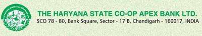Haryana State Co-Operative Bank