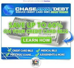debt spam example