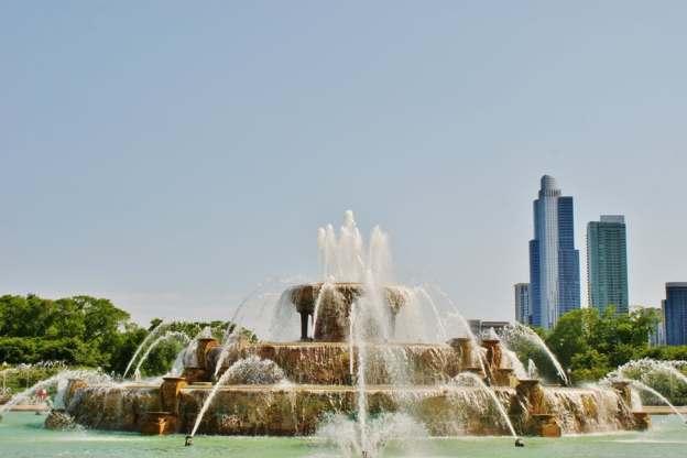 coin fountains