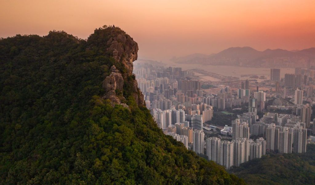 Lion Rock, hong kong