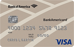 Getting a credit card is a fairly straightforward process that requires you to submit an application for a card and receive an approval or denial. Credit Cards Find Apply For A Credit Card Online At Bank Of America