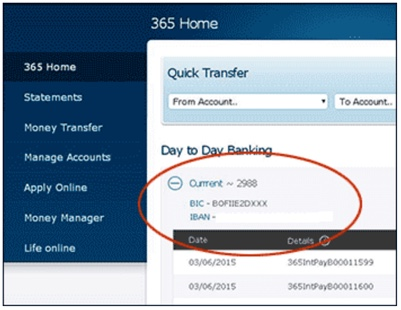 Iban Calculator Help Centre Bank Of Ireland Group Website