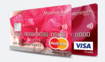 millenium karta kredytowa impresja