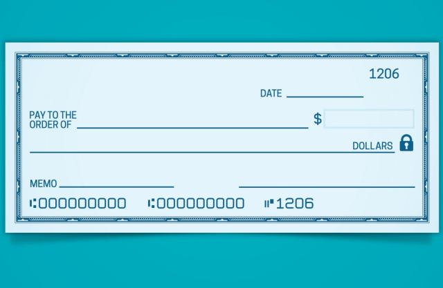 How To Write A Check: Step-By-Step Guide  Bankrate