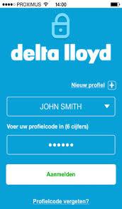 delta lloyd online bankieren