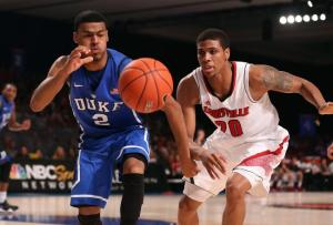 Louisville vs. Duke
