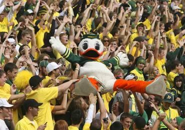Oregon Mascot