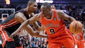 Heat vs. Bulls