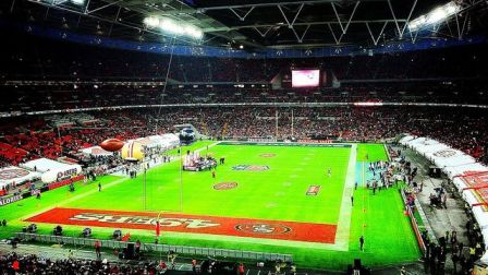 2013 London Week 8 NFL Game