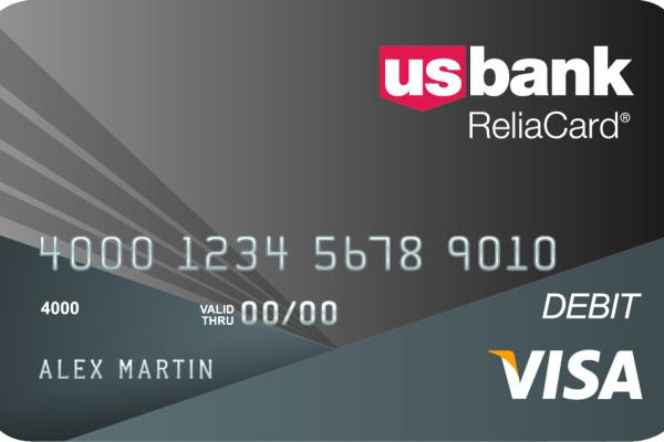 what is us bank reliacard