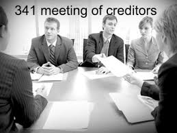 Meeting of creditors