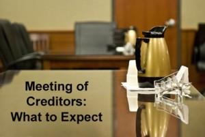 Meeting of creditors