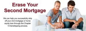 strip second mortgage
