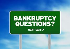Filing bankruptcy with an income
