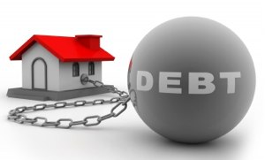 How do I get rid of second mortgage
