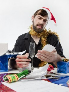 Filing bankruptcy during the holidays