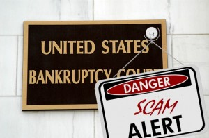Bankruptcy Scam