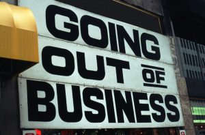 Can a business file bankruptcy?