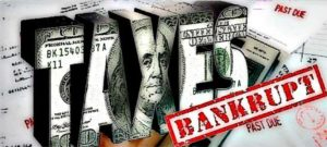 Tax Laws Impact Bankruptcy Filings
