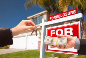 What is the Washington State Distressed Property Law RCW 61.34?