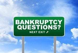 5 Essential Questions Consumers Want to Know About Bankruptcy