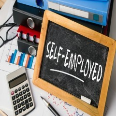 Self Employed and Filing Bankruptcy
