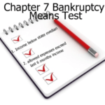 Understanding the Chapter 7 Means Test